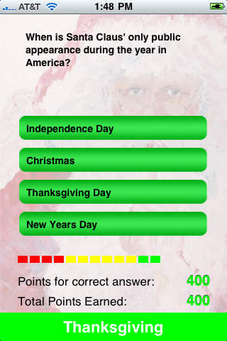 Santa Claus Trivia
