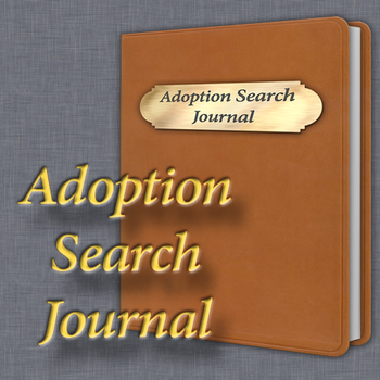 Adoption Search Journal LOGO-APP點子