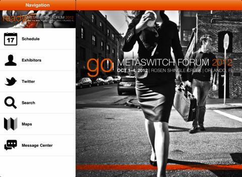 Metaswitch Forum 2012 HD