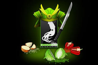 Screenshots of Veggie Samurai for iPhone