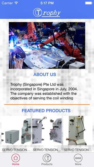 Trophy Pte Ltd