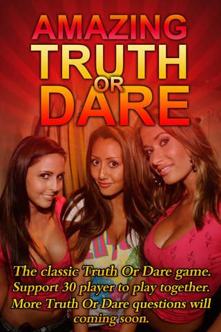 Amazing Truth or Dare