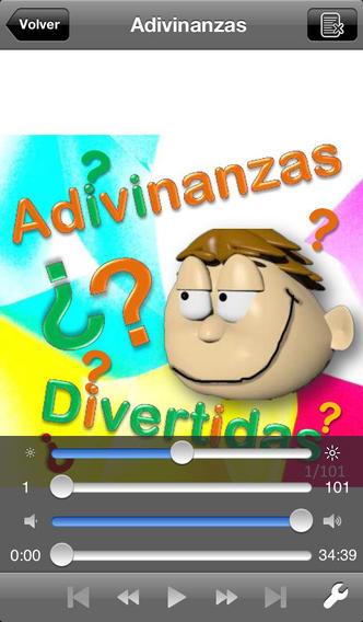 Adivinanzas Divertidas - AudioEbook