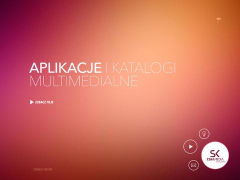 Aplikacje i katalogi multimedialne