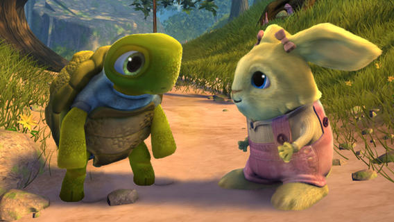 Bedtime Bunny Tales: Tortoise and the Hare HD