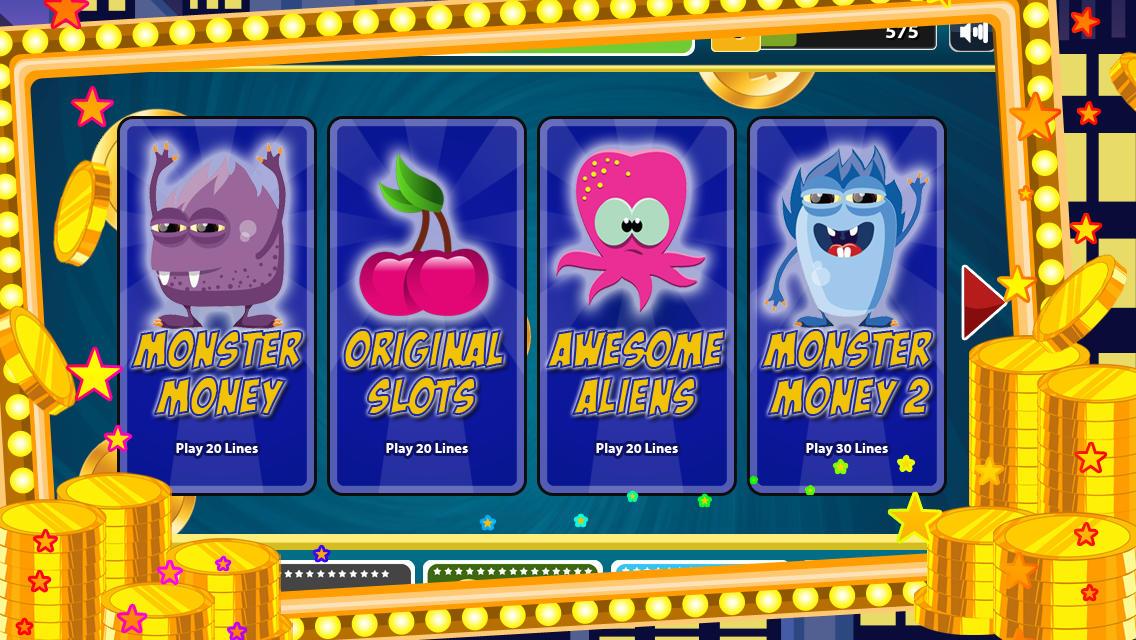 fun slot games with bonus free