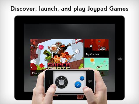 Joypad Game Console