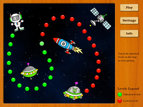 Adventures Outer Space Math - Multiplication HD