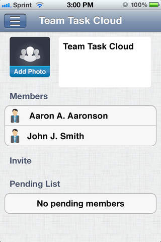 Task Cloud 9