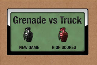 Screenshots of Truck vs Grenade for iPhone