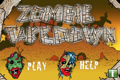 Zombie Takedown Free