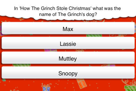 Who'd Be A Dog At Christmas?