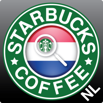 Nearest Starbucks Netherlands LOGO-APP點子