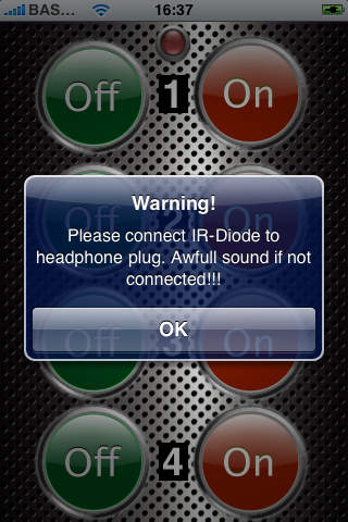IR Remote iPhone Screenshot 3