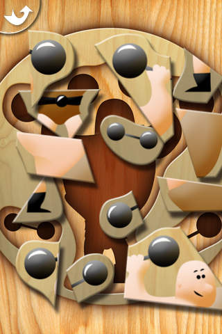 My first puzzles: Circus iPhone Screenshot 3