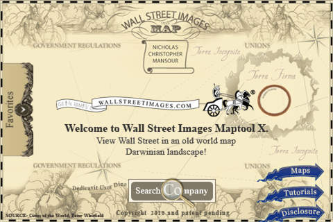 Wall Street Images' Maptool X