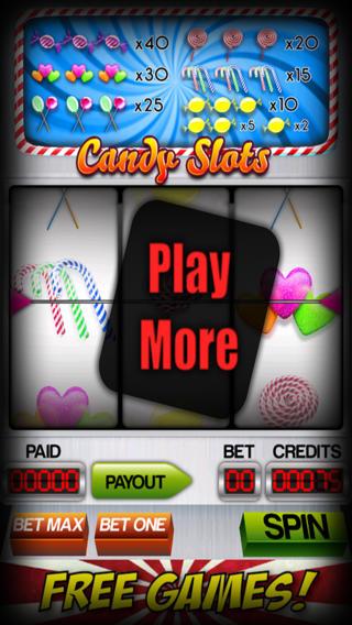 Crazy Candy Slot Machine