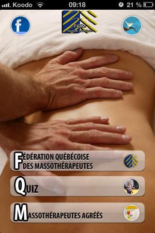 Massage FQM