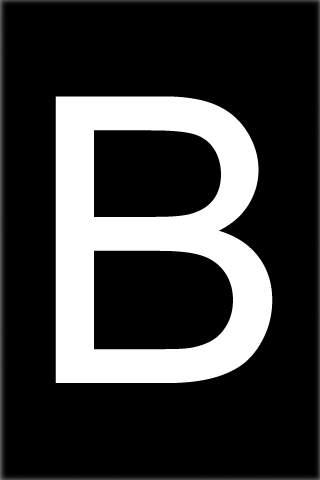 Alphabet Flashcards Free iPhone Screenshot 2