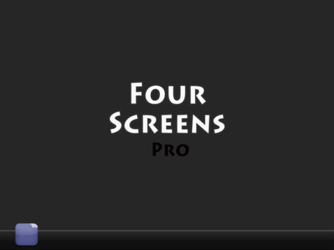 Four Screens HD Pro