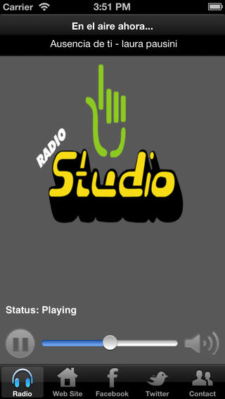 Radio Studio Latino