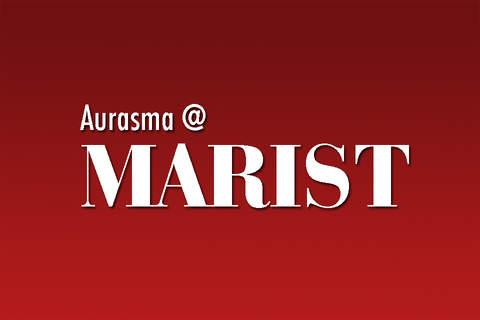 Aurasma Marist