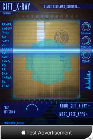 Gift Xray iPhone Screenshot 4