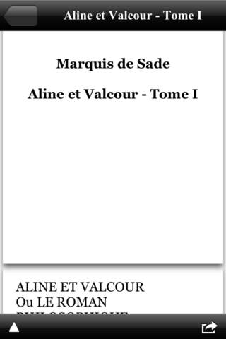 Erotisme (Anthologie de l') iPhone Screenshot 4