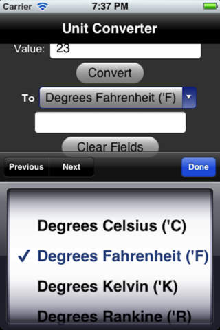 Unit Converter+ screenshot 4