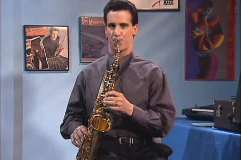 Eric Marienthal's Play Sax From Day One