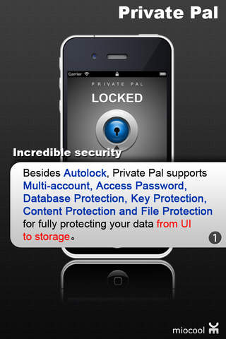 Private Pal (Free) - Versatile Safe and Document Organizer