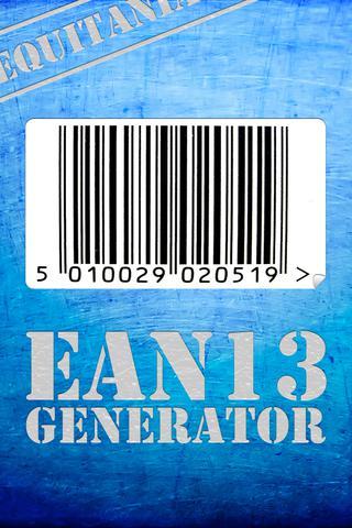 EAN13Gen