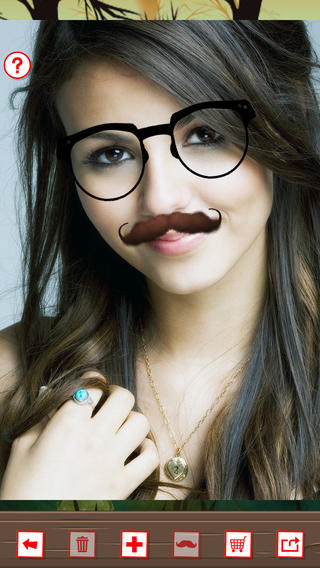 Mustache Mash - Smash Your Fash