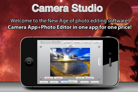 Camera Studio for iPhone 4