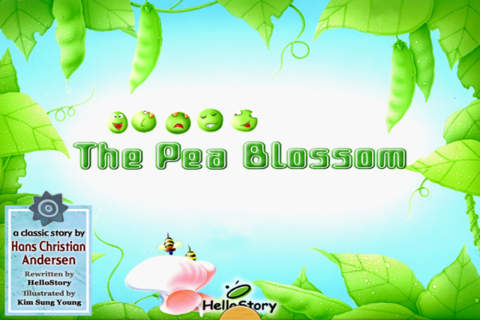 The Pea Blossom: HelloStory