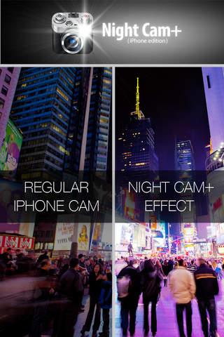 Night Cam+ iPhone 5 edition
