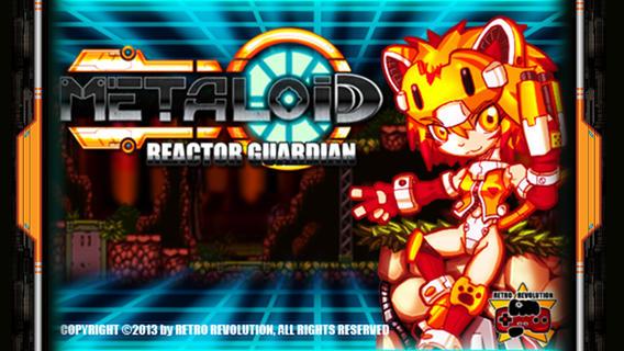 玩免費遊戲APP|下載Metaloid Reactor Guardian app不用錢|硬是要APP