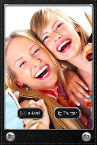 Photo Flash iPhone Screenshot 3