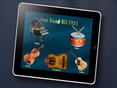 Jam Band HD - Free