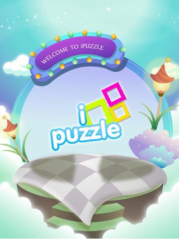 iPuzzle for iPad