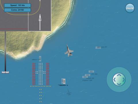 Screenshots of Pilot! for iPad