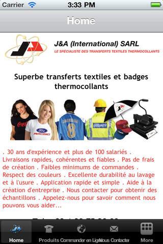 J A France