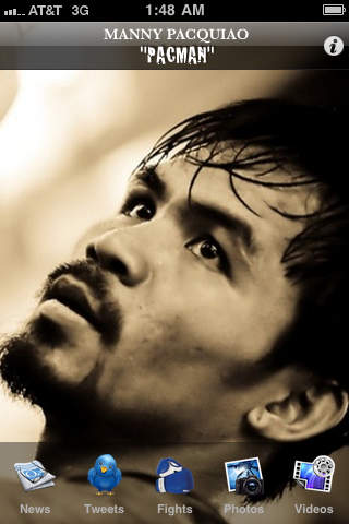 Manny Pacquiao - World Boxing Champion