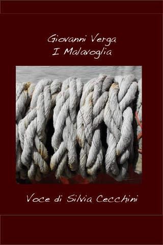 Audiolibro - I Malavoglia - lettura di Silvia Cecchini