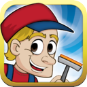 Fun Cleaners - by Top Addicting Games Free Apps mobile app icon