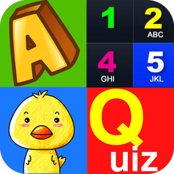 BabyApps for iPad: ALL-IN-1 教育 LOGO-玩APPs