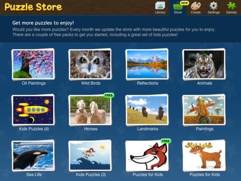 Image of Jigsaw Box for iPad