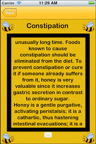 Honey Health FREE iPhone Screenshot 2