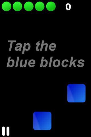 TapBlocks iPhone Screenshot 2