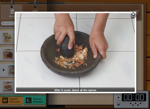Selera Nusantara - Indonesia Interactive Recipes
